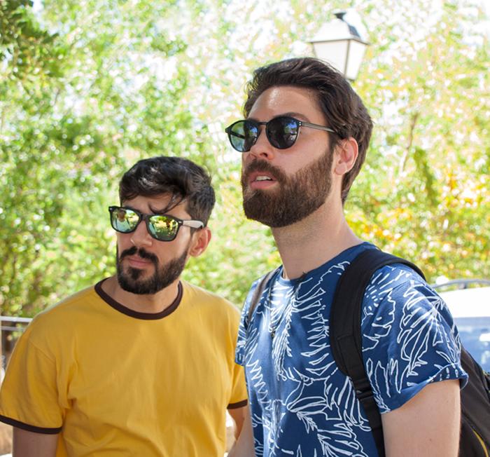 Nuno and Mario