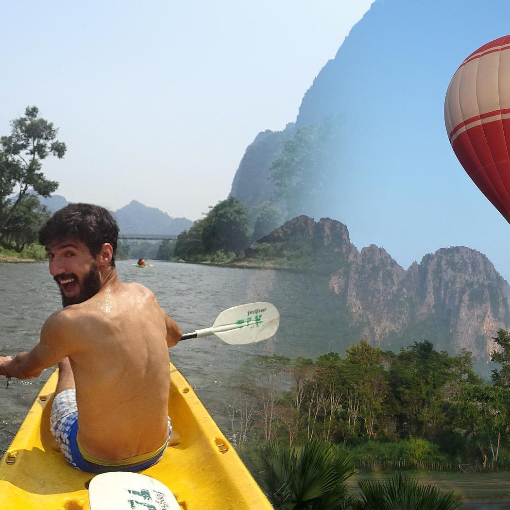 Top Vang Vieng attractions