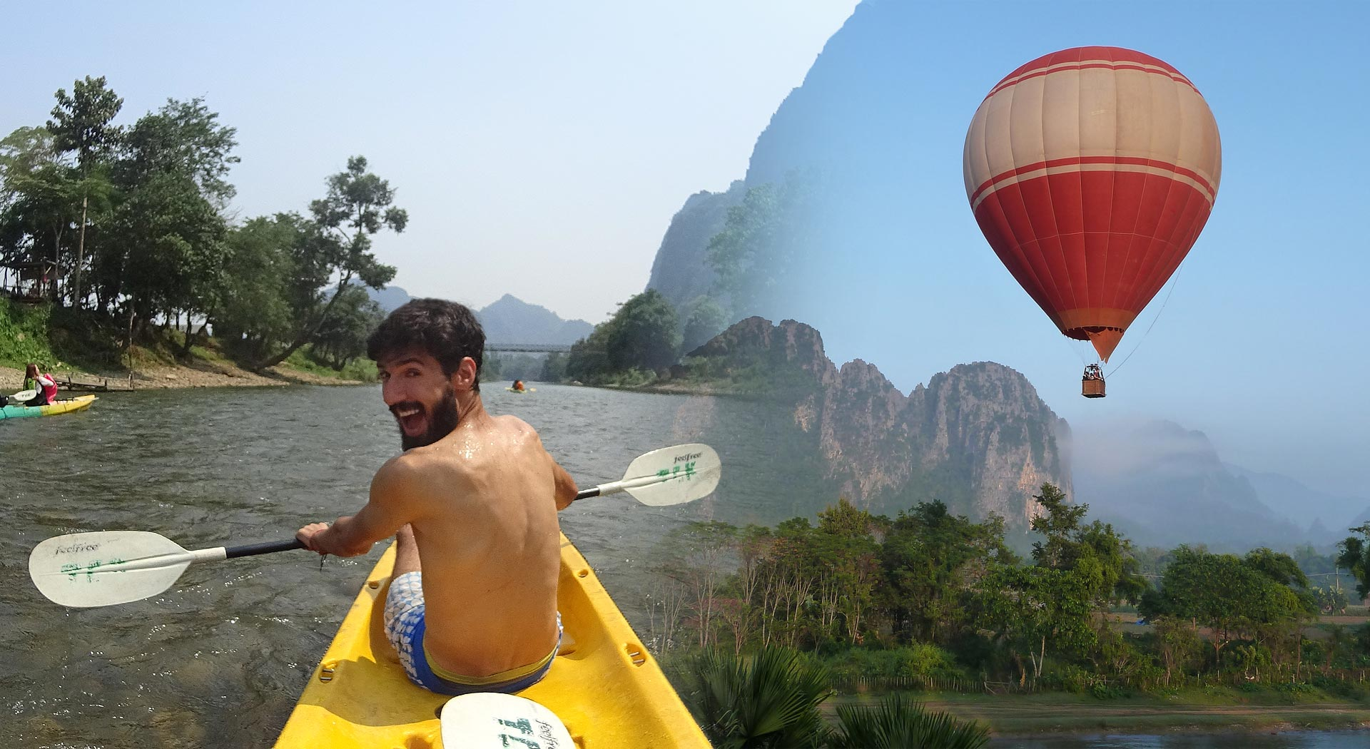 Top Vang Vieng attractions