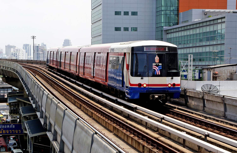 Bagkok Skytrain