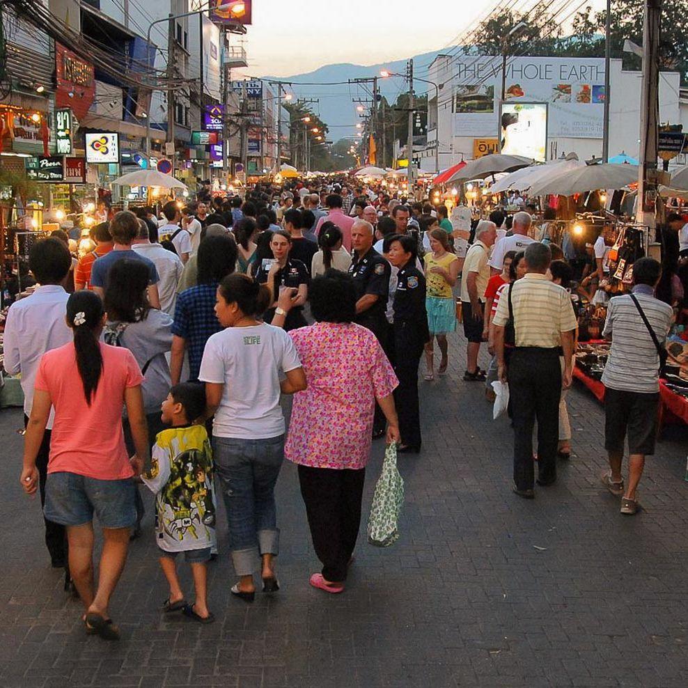 Sunday Night market