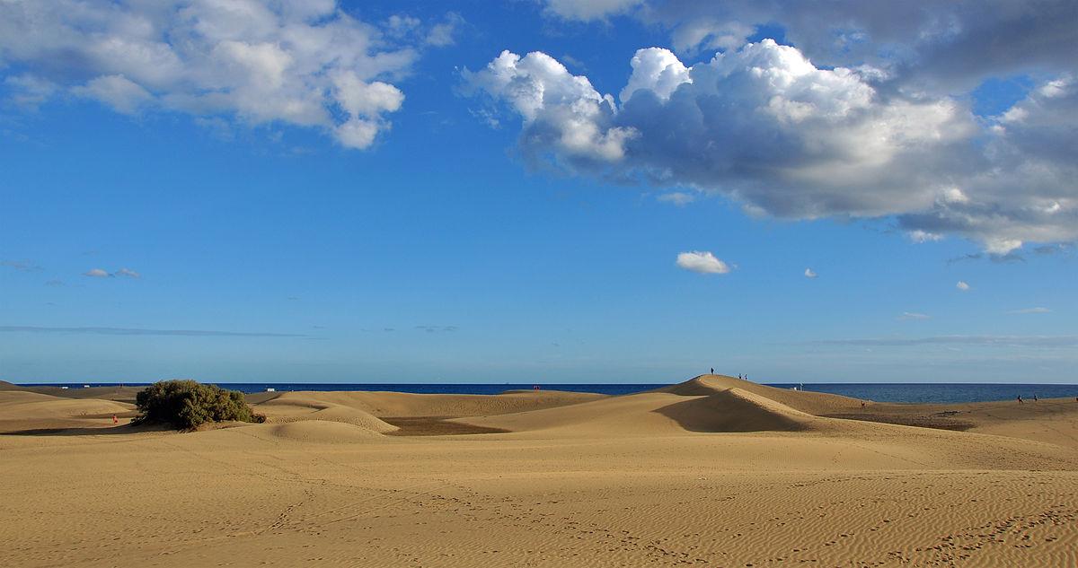 Maspalomas Dunes Gran Canaria