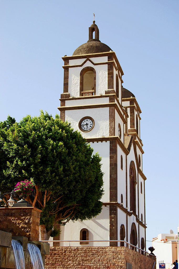Ingenio church in Gran Canaria