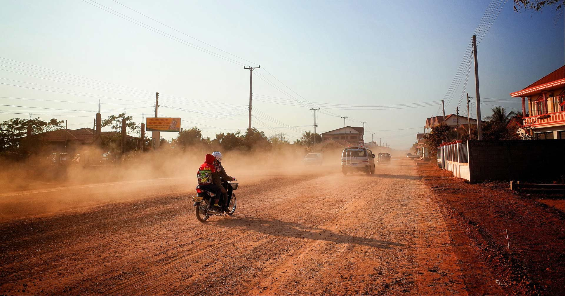 Transport to Vang Vieng