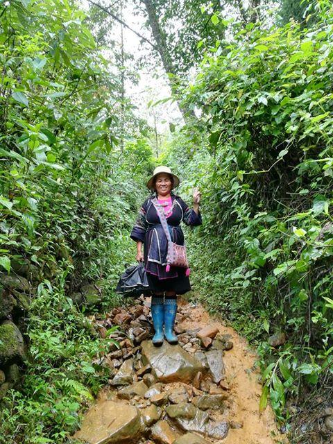 Trekking Sapa Vietnam 2018