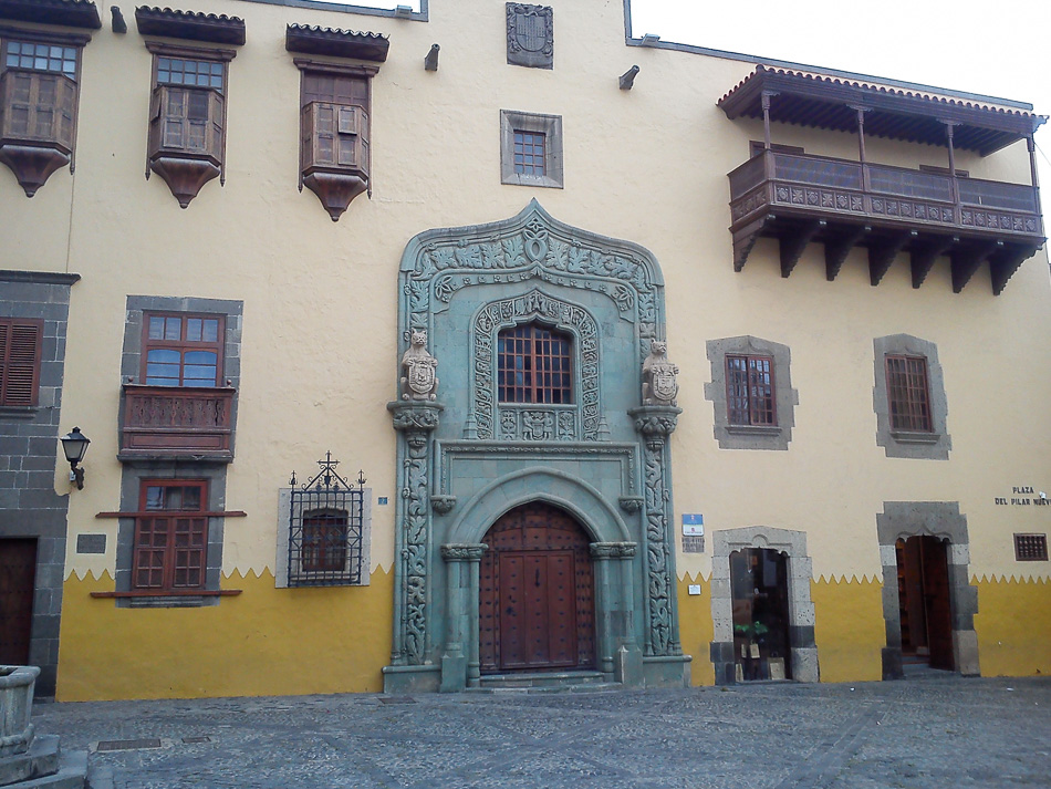 House of Colombus museum