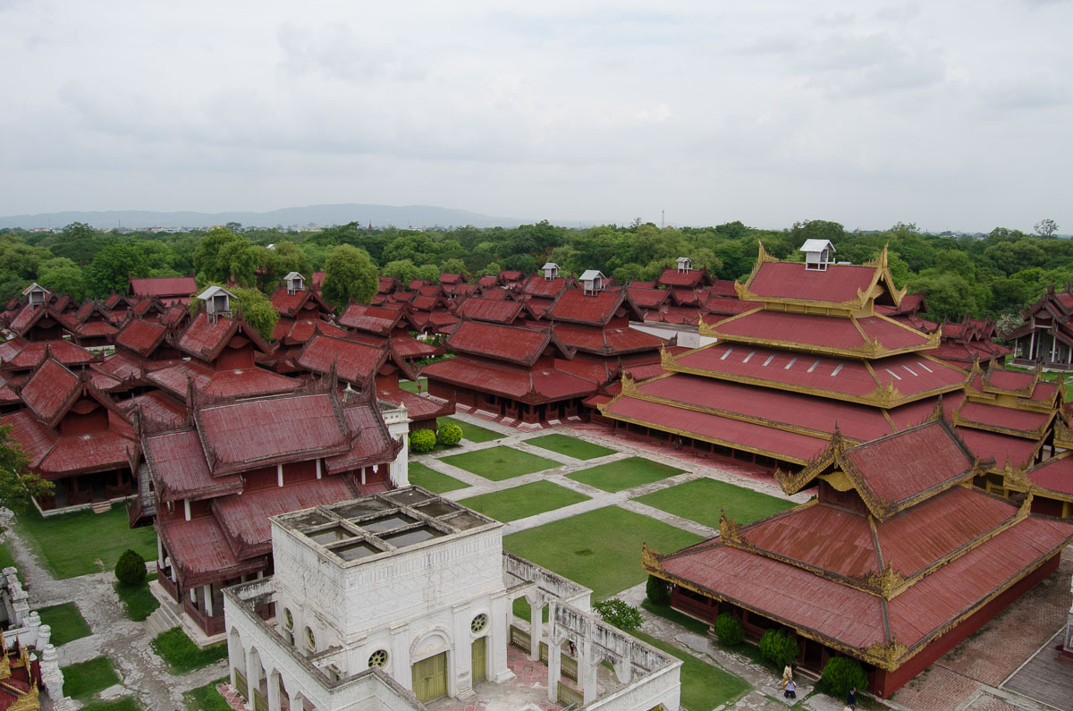 Mandalay Palace Complex