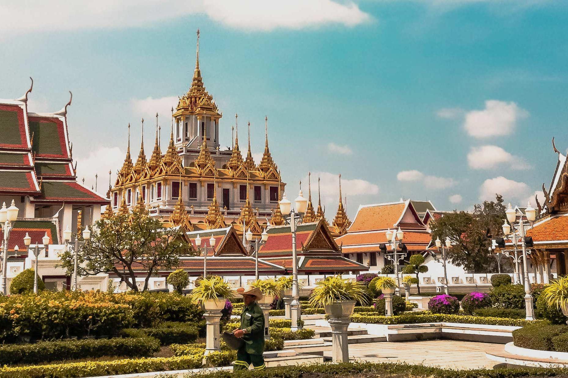 Bangkok travel guide Day 01
