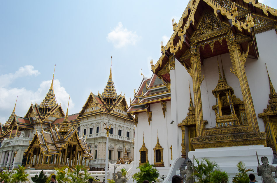 Grand Palace buildings