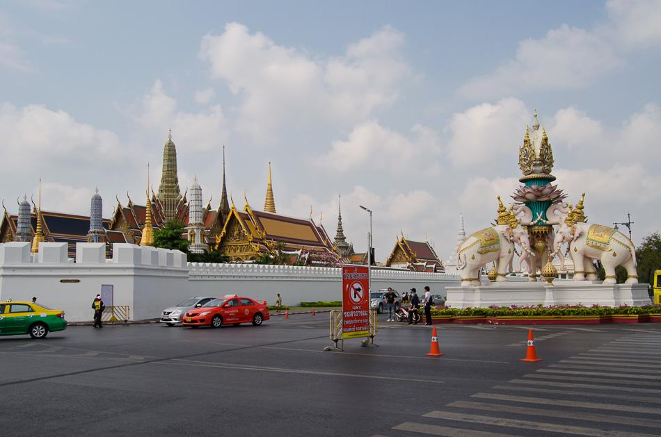 Grand Palace exterior