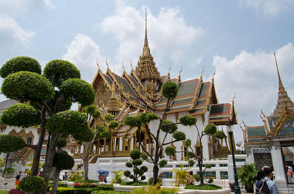 Wat Prakeaw Bangkok