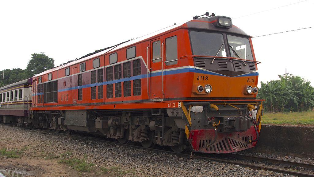 Train to Aranyaprathet