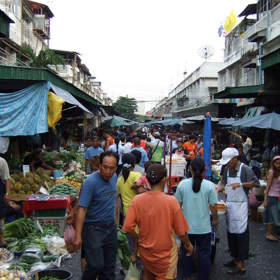 Bangkok's Best Museums Markets and Parks