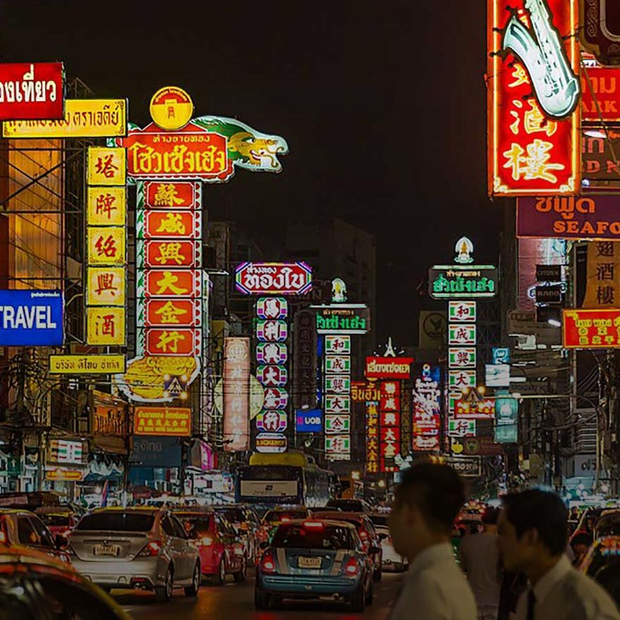 Bangkok Chinatown Travel Itinerary
