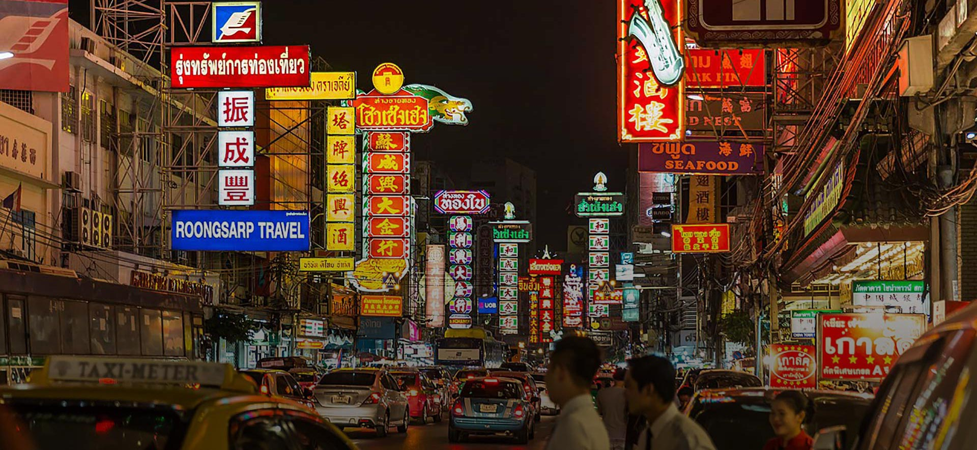 Bangkok Chinatown Travel Itinerary